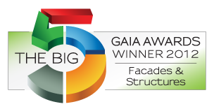 The Big5 GAIA Award Winner 2012